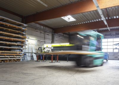 Rifa Kanttechnik Halle Produktion